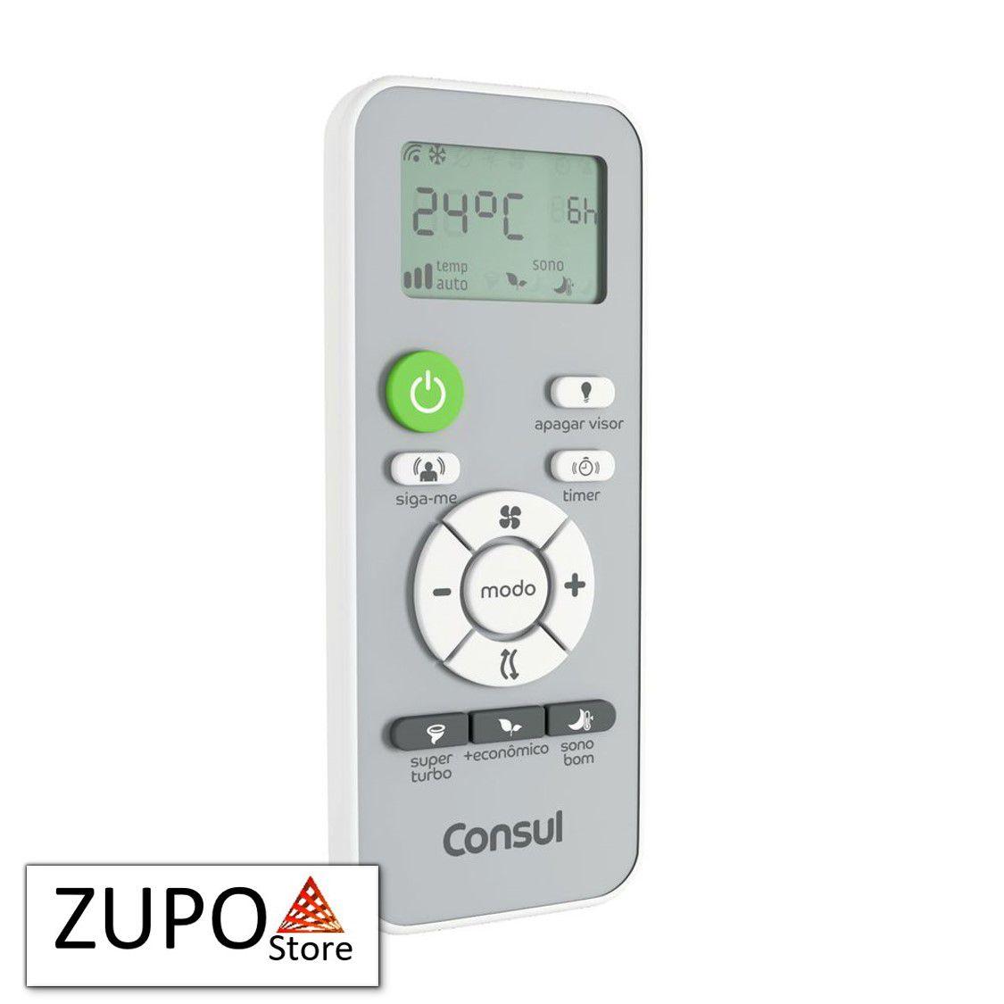 Ar Condicionado Split 18000 Btus Frio - Consul - 220V
