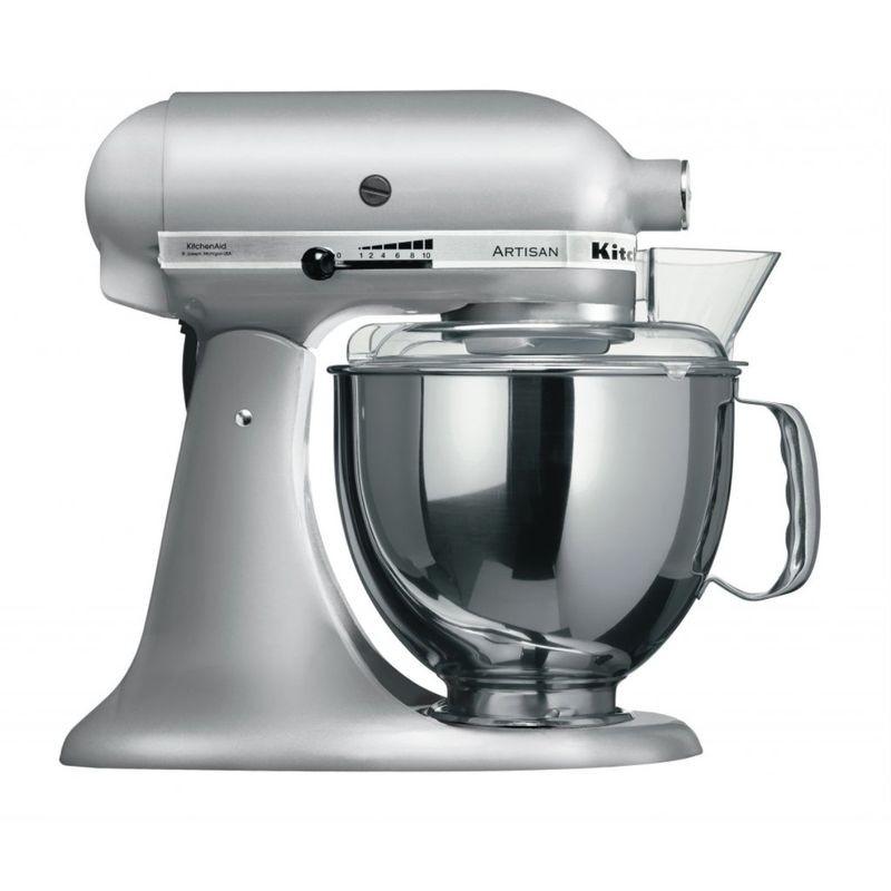Batedeira Stand Mixer Artisan Contour Silver KitchenAid - KEA33DS - 127V