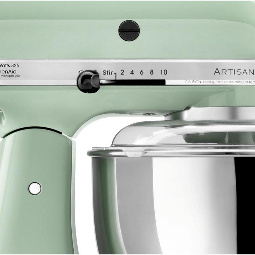 Batedeira Stand Mixer Artisan Pistache KitchenAid - KEA33C7 - 127V