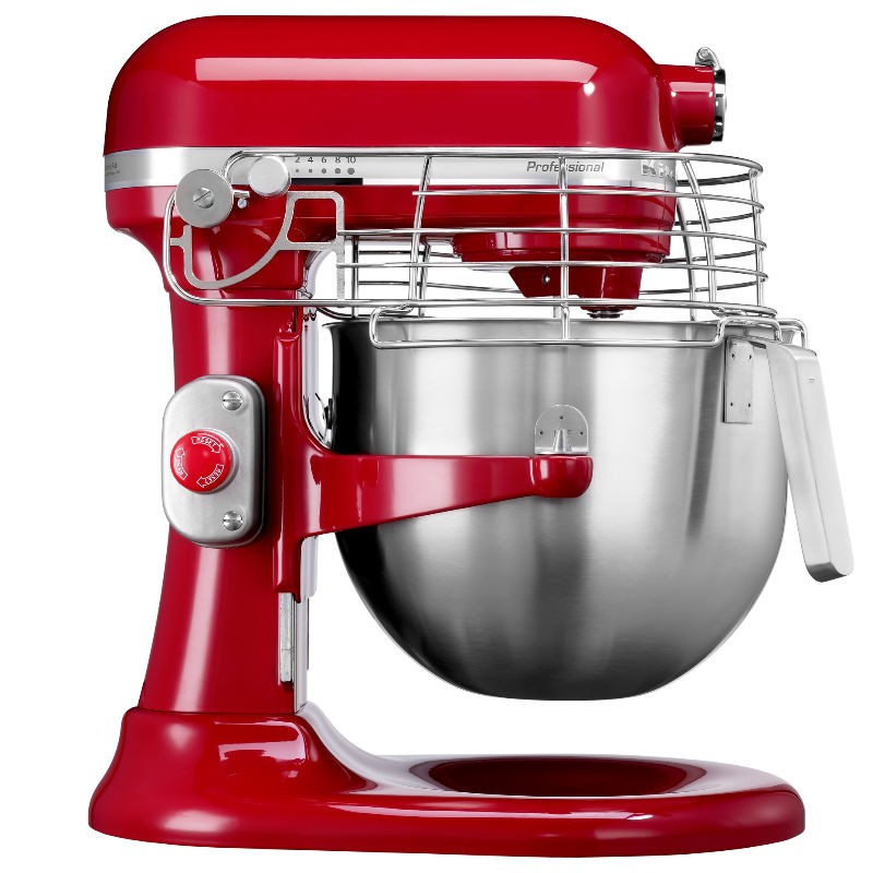Batedeira Stand Mixer Profissional 7,6L Empire Red Kitchenaid - 220V