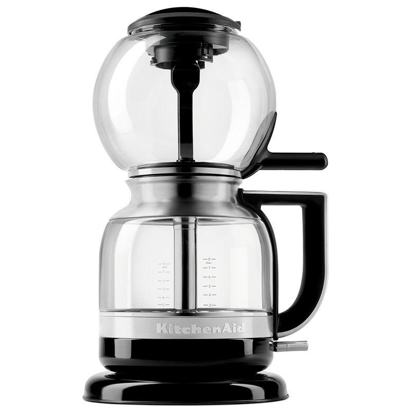 Cafeteira Sifão Automática Onyx Black KitchenAid - 127V