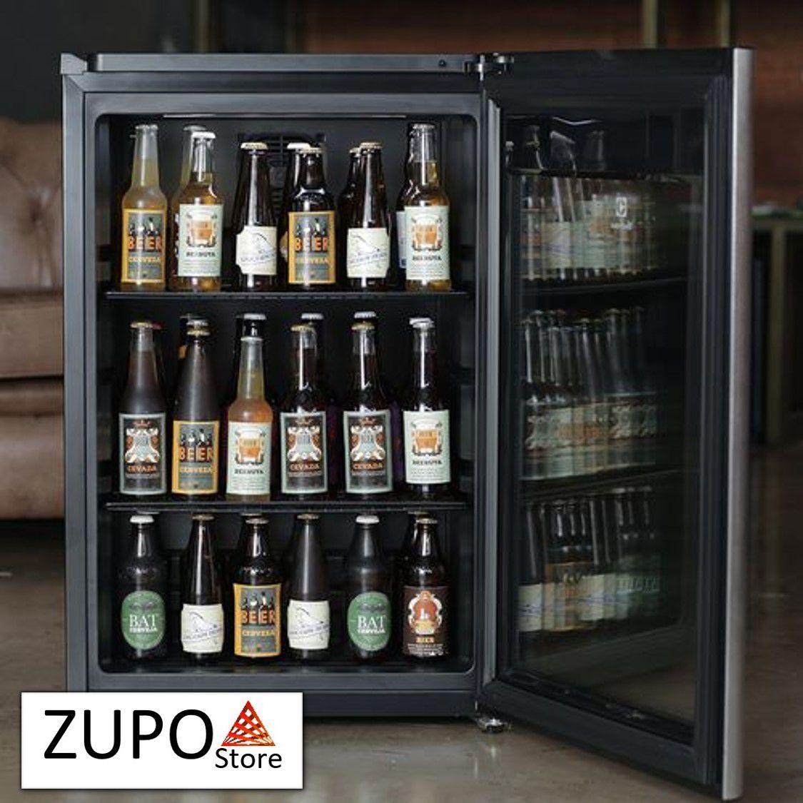 Cervejeira Electrolux Beer1 Frost Free com Função Festa - 100 Litros - 127V