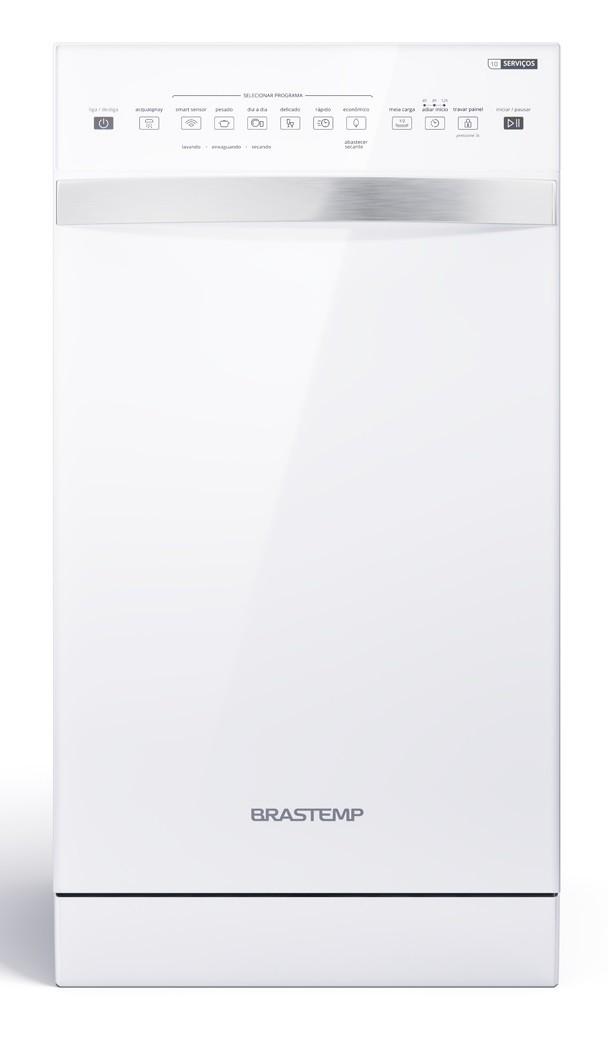 Lava-Louças 10 Serviços Branca Brastemp - BLF10BB - 127V