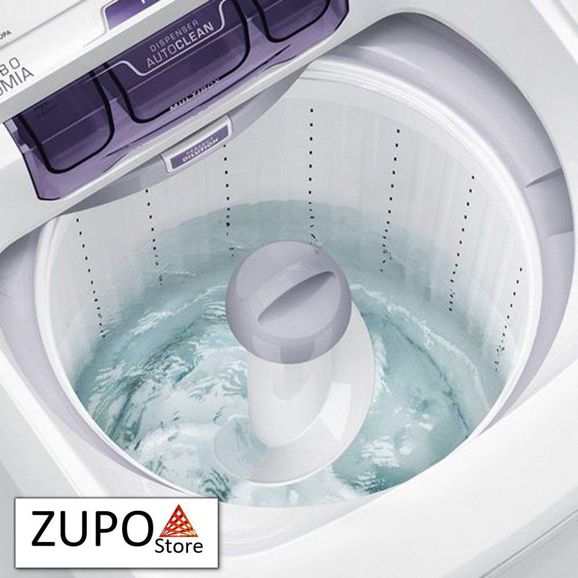 Lavadora de Roupas 10,5 Kilos Branca Electrolux - LAC11 - 127V