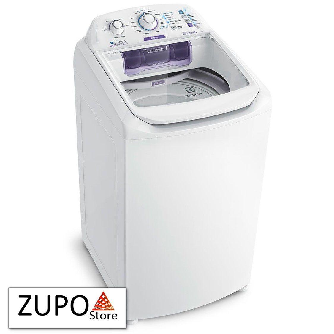Lavadora de Roupas 8,5 Kilos Branca Electrolux - LAC09 - 127V