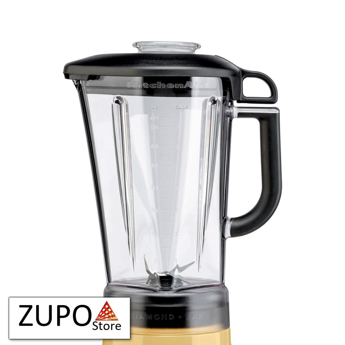 Liquidificador Diamond Majestic Yellow  127V - KUA15AY - KitchenAid