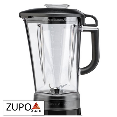 Liquidificador Diamond Onyx Black KitchenAid - KUA15AE - 127V