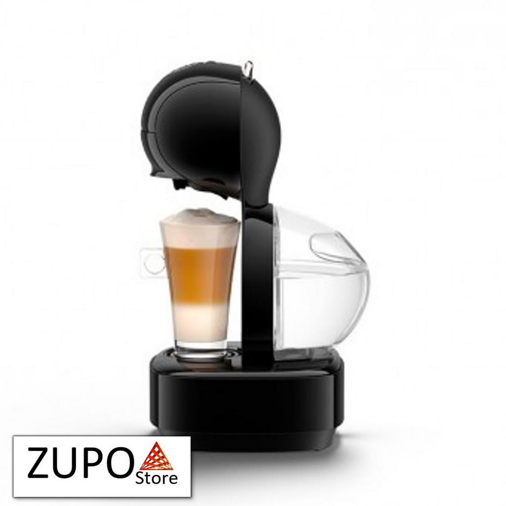 Máquina de Café Expresso e Multibebidas Dolce Gusto Lumio Preta - 127V