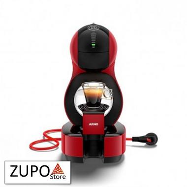 Máquina de Café Expresso e Multibebidas Dolce Gusto Lumio Vermelha - 127V