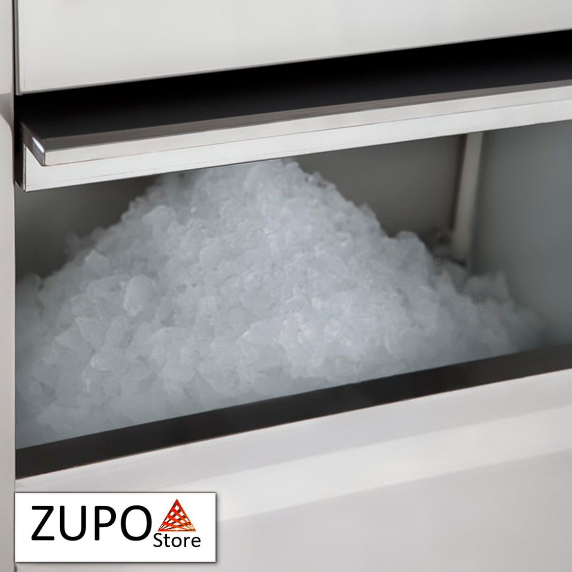 Máquina de Gelo Super Ice MAC Benmax 50/10Kg - Gelo em Escamas - 220V