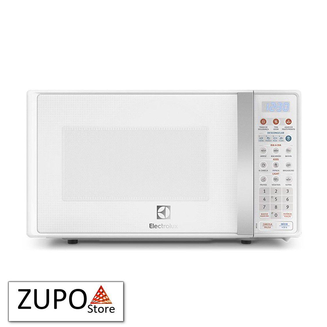 Micro-ondas 20 Litros Electrolux - MTO30 - 127V