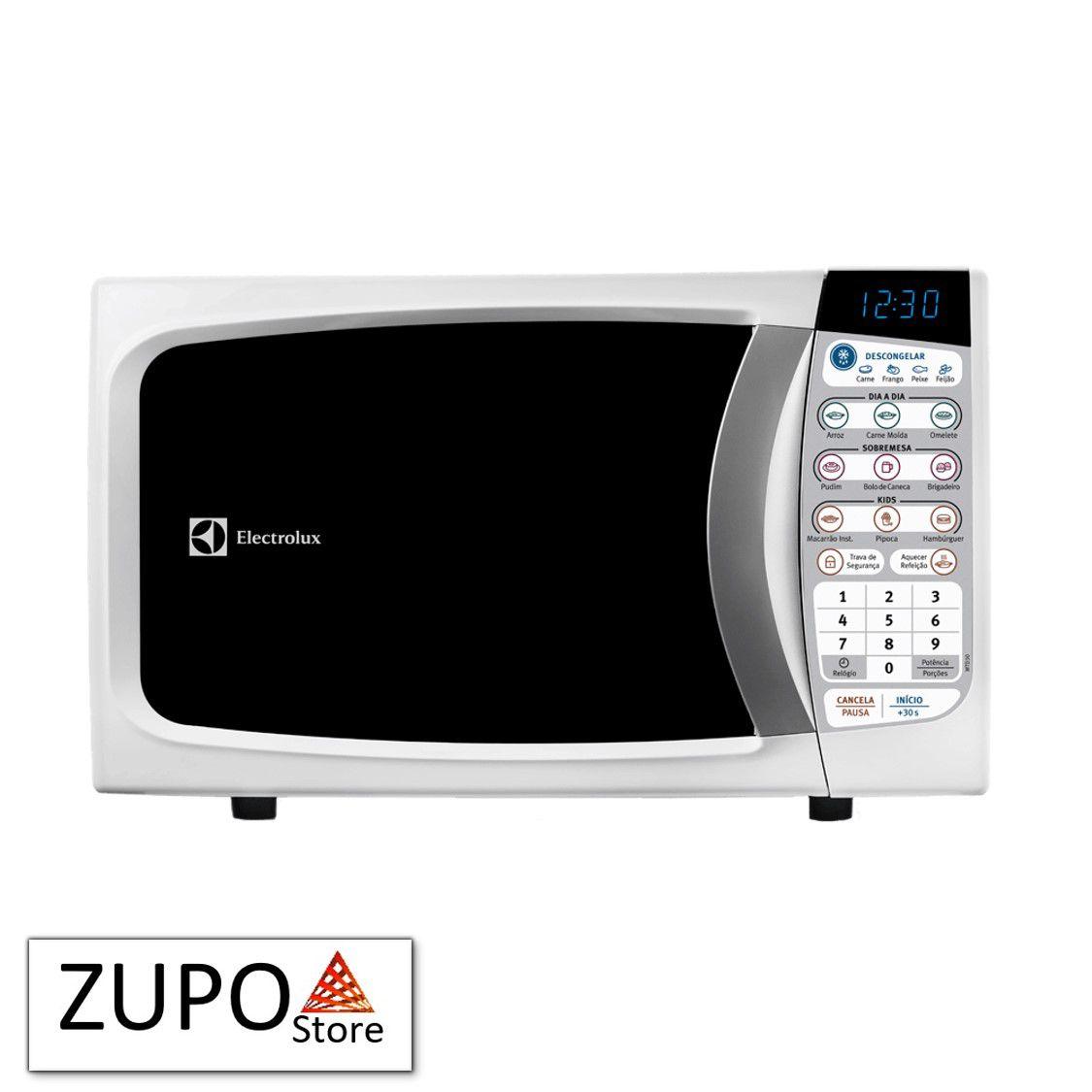 Micro-ondas 20 Litros Electrolux - MTD30 - 127V