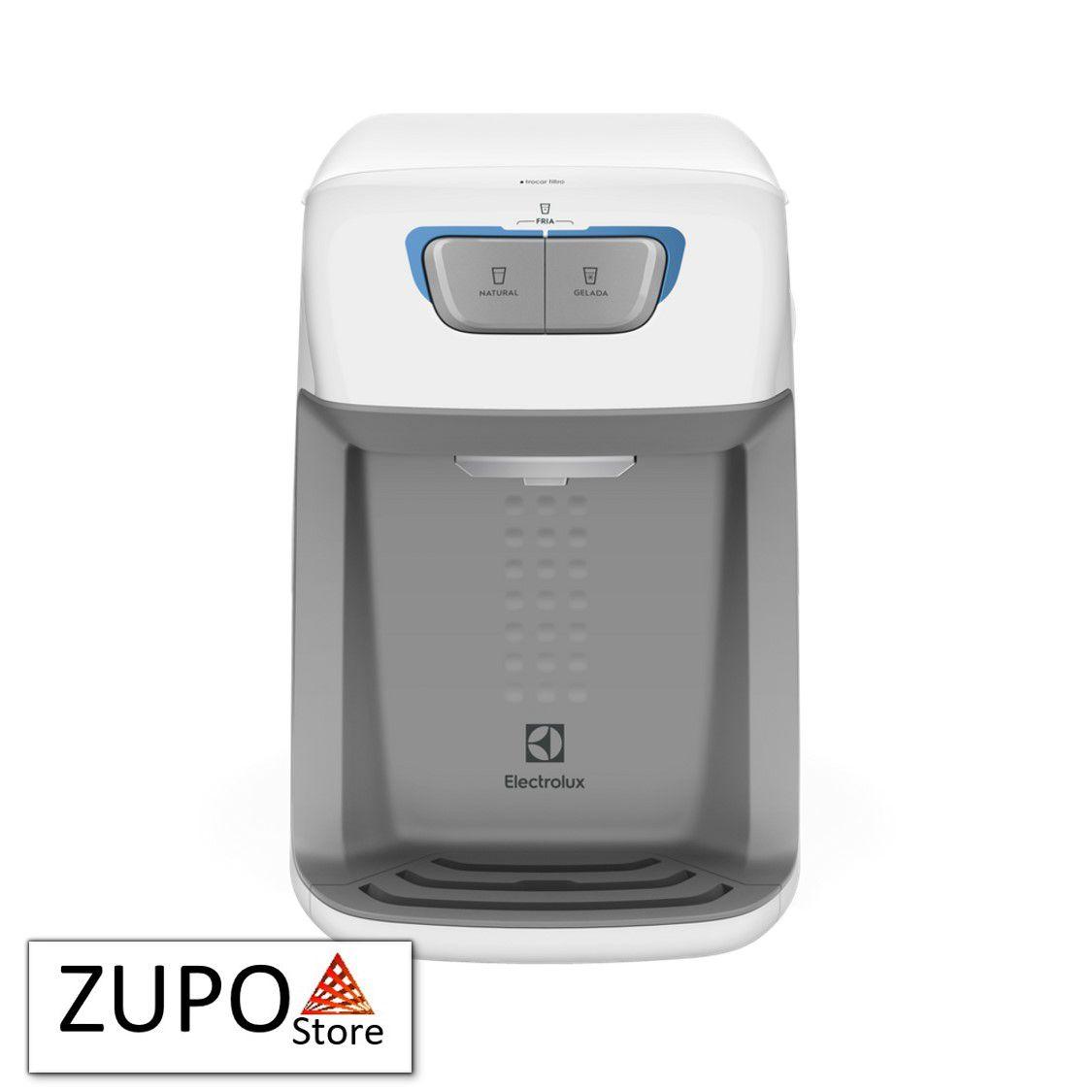 Purificador de Água Electrolux PC41B Branco Refrigeração por Compressor - 127V