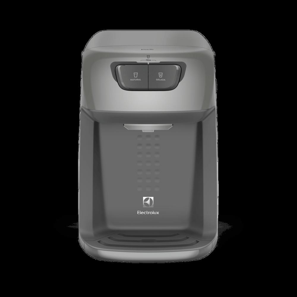 Purificador de Água Electrolux PC41X Cinza Refrigeração por Compressor - 127V