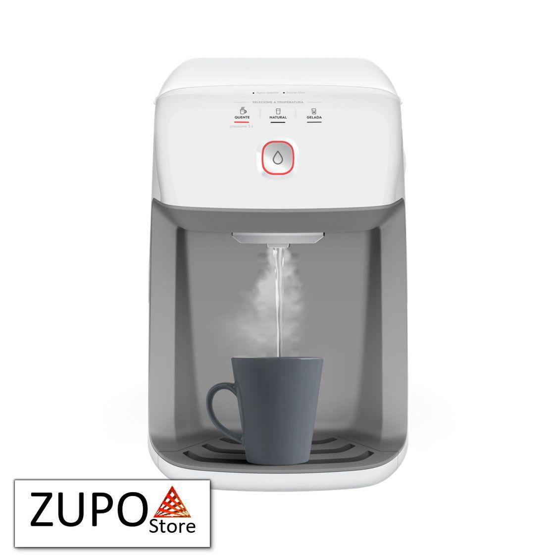Purificador de Água Electrolux PH41B Branco Refrigeração por Compressor e Água Quente - 127V