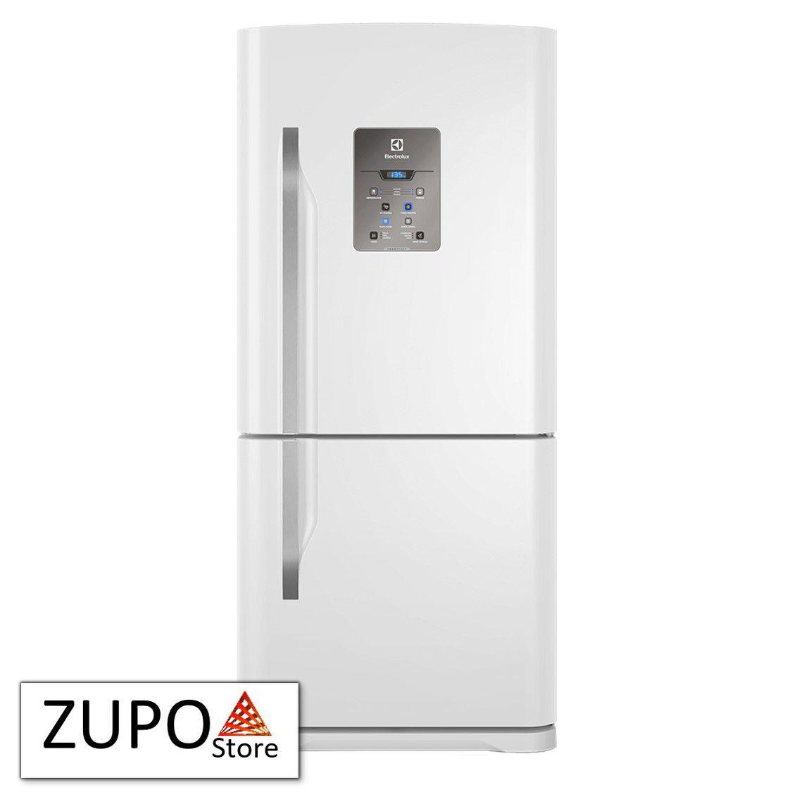 Refrigerador Branco 598 Litros Electrolux - DB84 - 127V