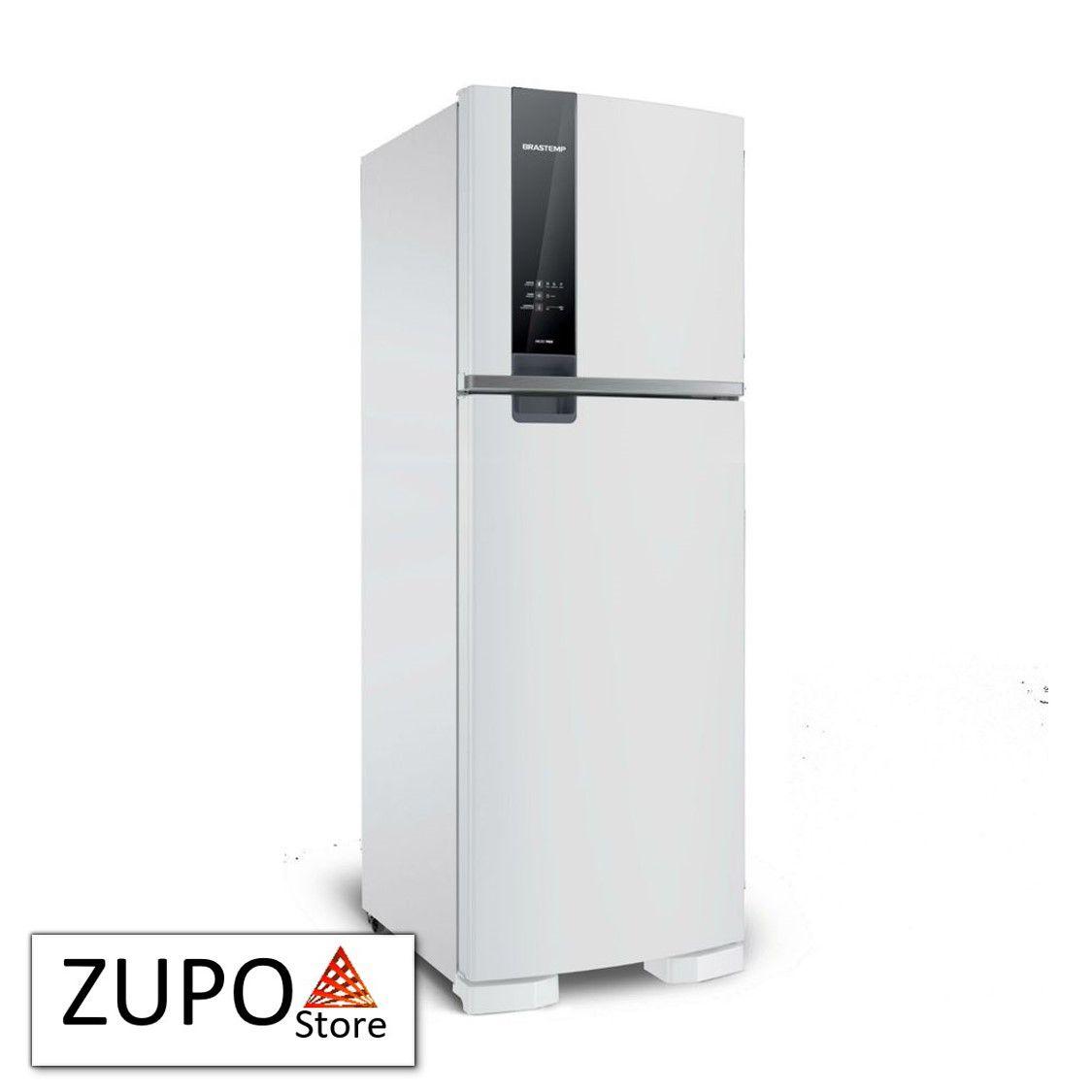 Refrigerador Brastemp 375 Litros Branco - BRM45HB - 127V