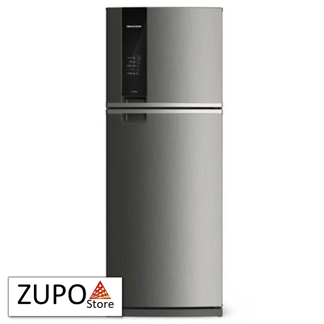 Refrigerador Brastemp 462 Litros Evox Inox - BRM56AK - 127V