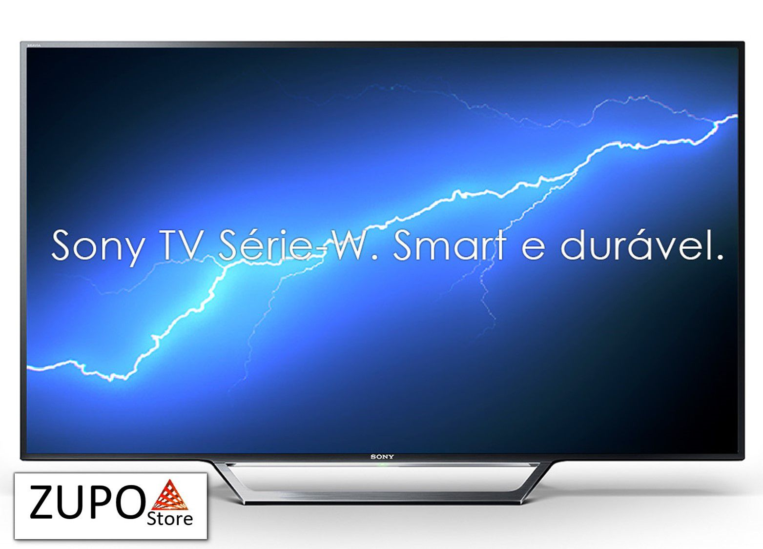 "Smart TV 40"" Sony - KDL40W655D - Bivolt"