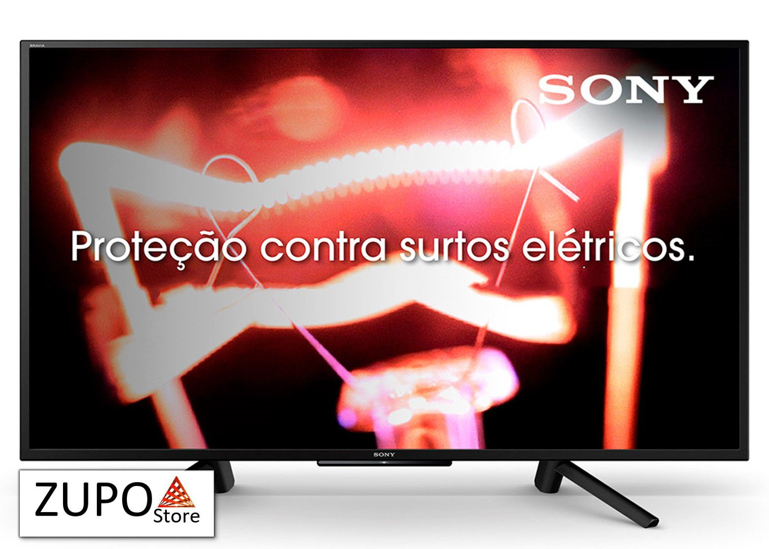 "Smart TV 43"" Sony - KDL43W665F - Bivolt"