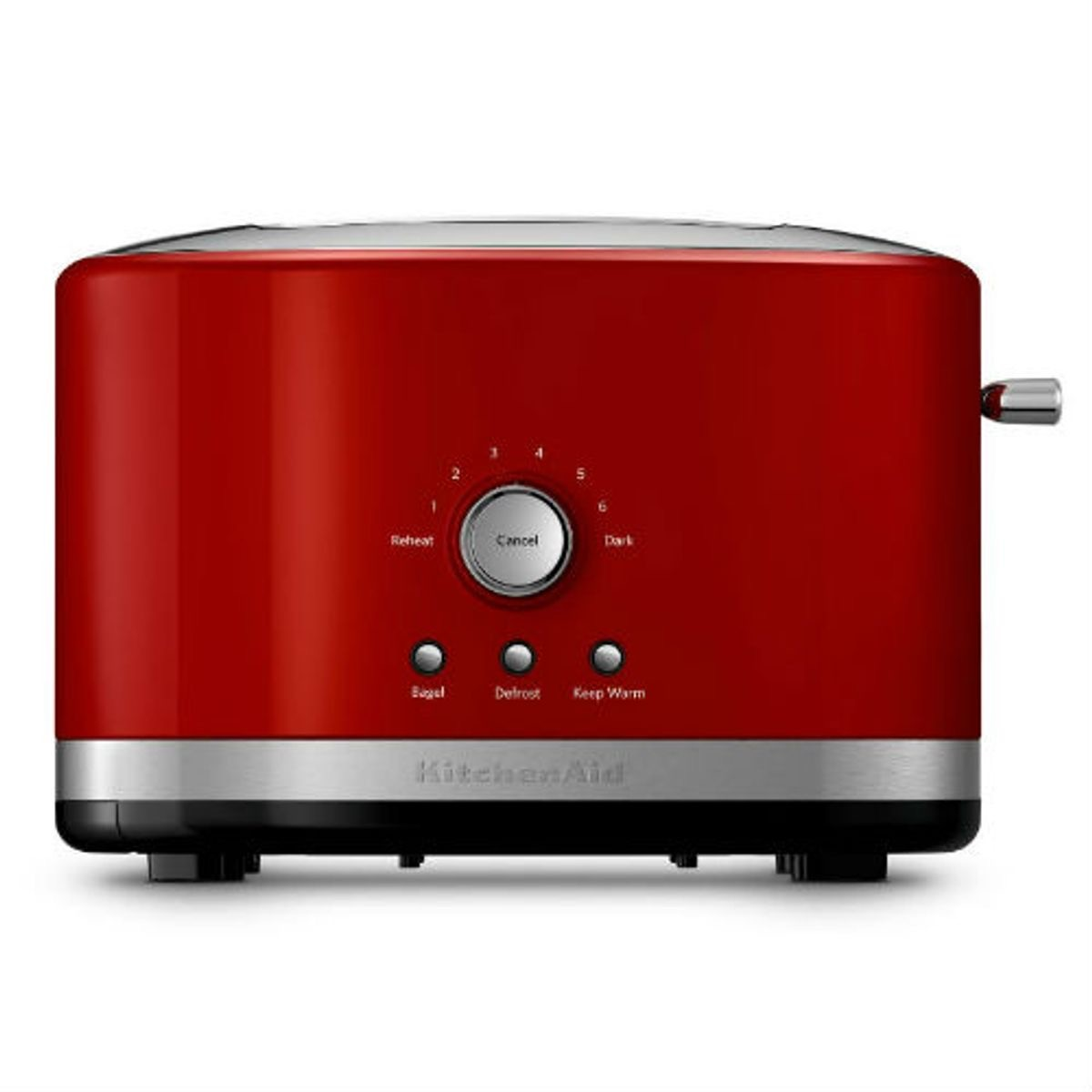 Torradeira Manual KitchenAid Artisan 2 Fatias Empire Red 127V - KJC42AV