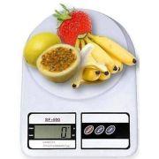 Balança Cozinha Alta Precisão 1g A 10kg Digital Compacta Precisa Sistema De Alta Precisão De Calibragem