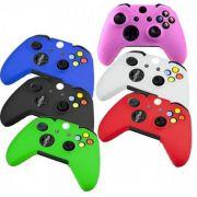 - Capa Case De Silicone Controle Xbox One AZUL CAMUFLADO P314-1