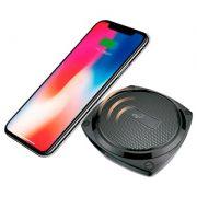 Carregador Wireless INDUÇÃO DE MESA Samsung S6 S7 S8 iPhone