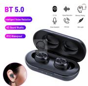 Fone Airdots Bluetooth 5 0 B5 TWS com Controle/Redução de Ruídos