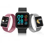 Relógio Smartwatch Bluetooth P68 - Dinâmica smartwatch à prova d' água heart rate monitor de pressão arterial para o iphone Android Esporte Health watch