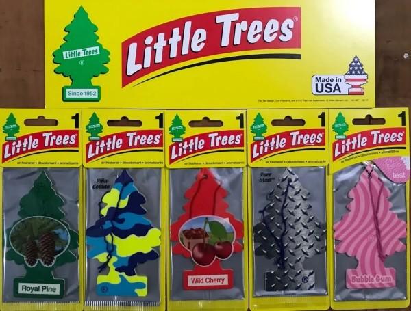 Aromatizante Little Trees Original Cheirinho Eua PRONTA ENTREGA ORIGINAL