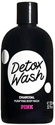 Esfoliante Charcoal Victoria's Secret Pink Detox Wash