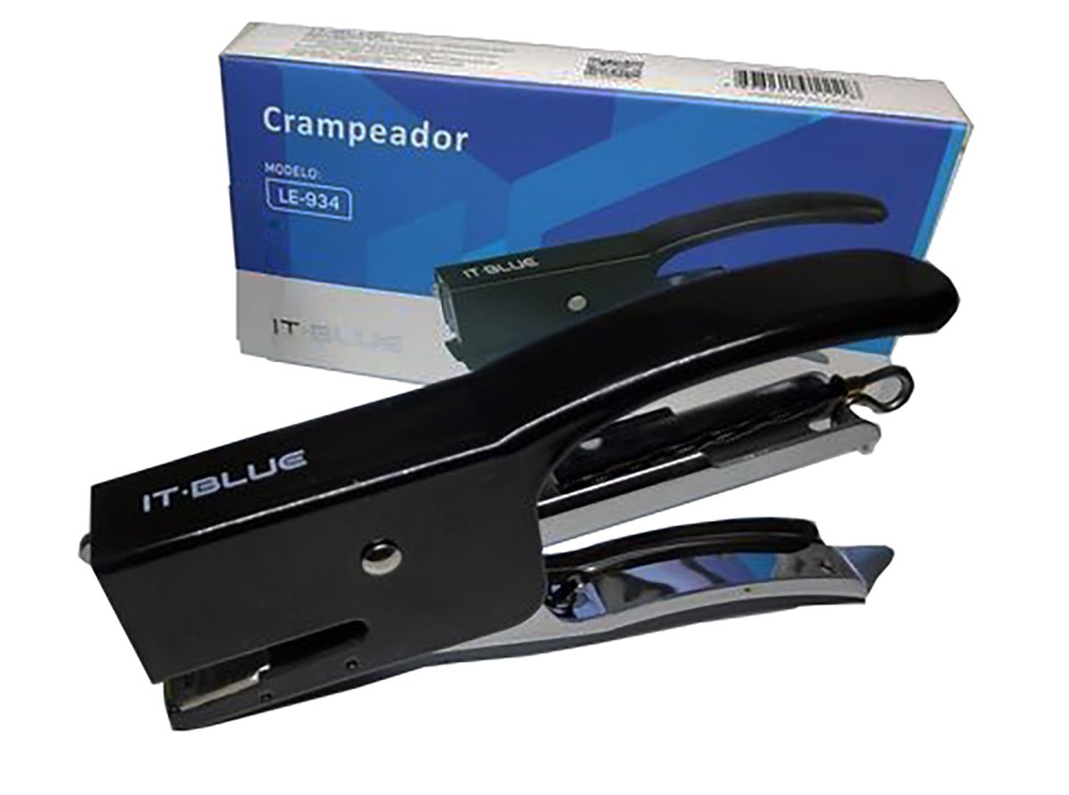 Grampeador Alicate It-blue 24/6 26/6 Le-934