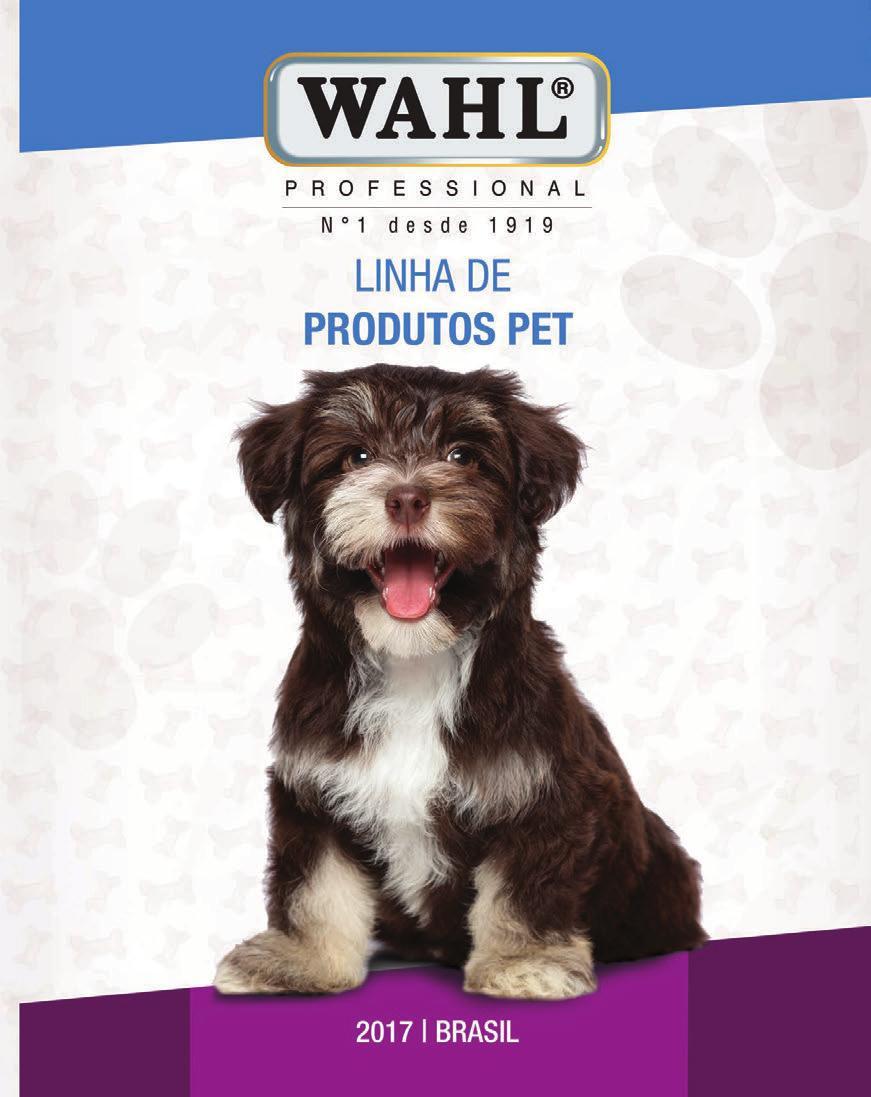 Maquina Tosa Wahl Pelos Animais Pet Pocket Pro