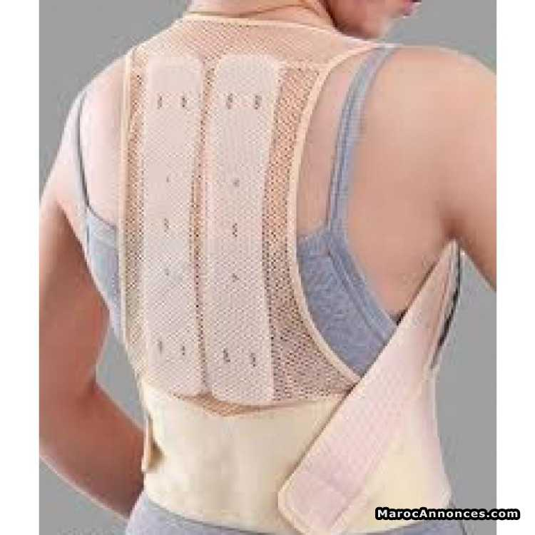 Modelador Corretor Postura Rehabilitation Clavicle Brace Colete Ci1