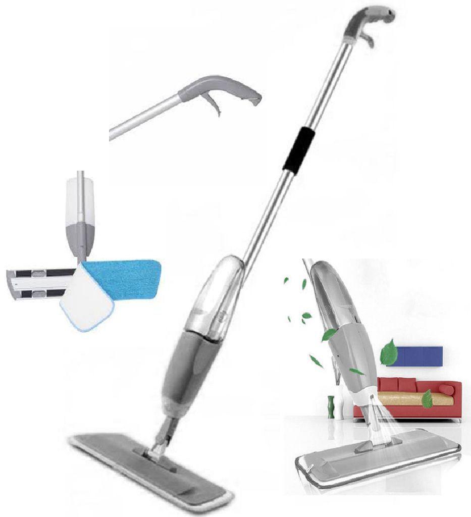 RODO Spray Mop Vassoura Mop Limpeza Prática - COM Reservatório
