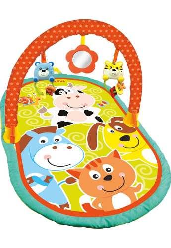 Tapete Atividades Baby Animais