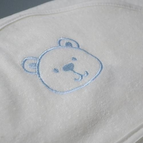 Toalha Banho Bebe Little Dreamer - E11415 - Hug Baby