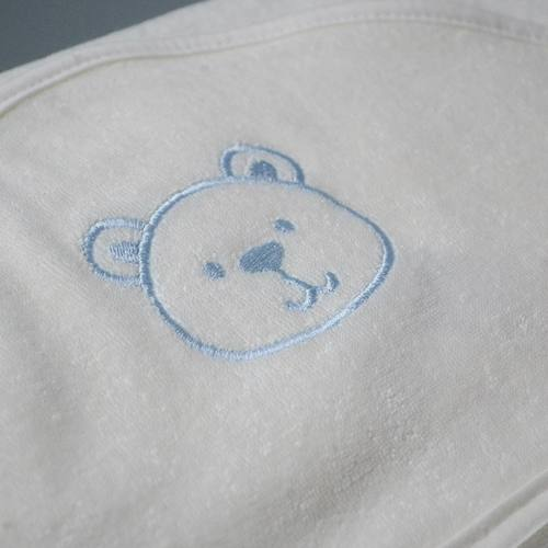 Toalha Banho Bebe Little Dreamer - E11415 - Hug Baby  - Pick Tita