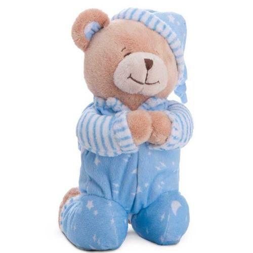Urso Pelucia Buba Reza Brinquedo