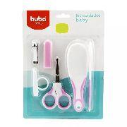 Kit Buba Cuidados Baby Rosa