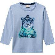 Camiseta Infantil Milon Menino Urso