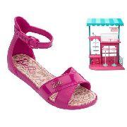 Sandalia Infantil Barbie Confeitaria