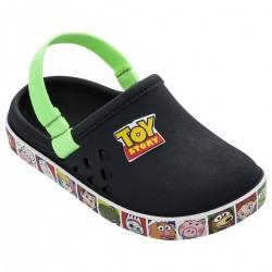 Babuche Grendene Toy Story Preto
