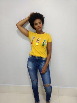 Calça Jeans Feminina Riccieri