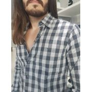 Camisa Masculina Xadrez