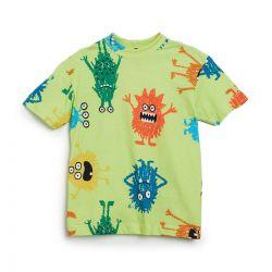 Camiseta Bento Masculina Monstrinhos