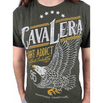 Camiseta Cavalera Masculina Eagle Estampada