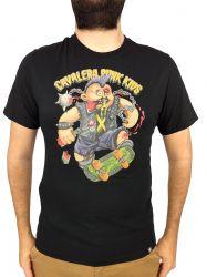 Camiseta Cavalera Masculina Punk Kids