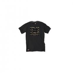 Camiseta Ecko Masculina Camuflada Preta